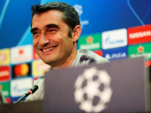 Ernesto Valverde prefereix prendre's el cas Dembélé amb cert humor