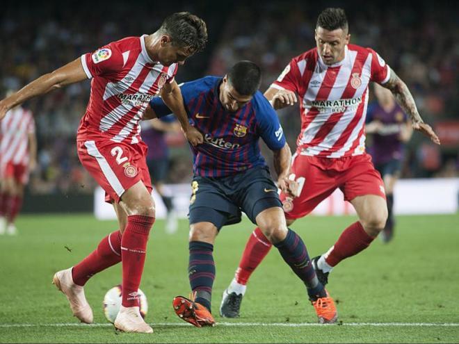El Girona-Barça es jugarà finalment a Montilivi