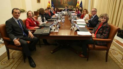 El Consell de Ministres, reunit a Sevilla el passat 26 d'octubre