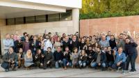 Periodistes del Diario de Mallorca han fet una protesta a la porta de la redacció