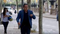 Manuel Bustos en una imatge d'arxiu arribant a l'Audiència