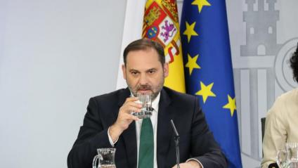 El ministre de Foment, José Luis Ábalos