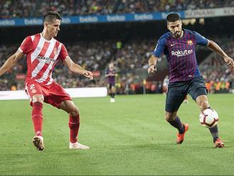 El Girona - Barça de la segona volta no es jugarà finalment a Miami. L'escenari del partit serà Montilivi