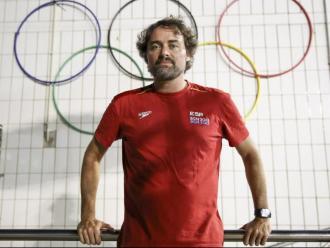 'Casti' ha estat en tres jocs olímpics com a entrenador