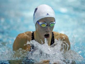 Jessica Vall, en una imatge d'arxiu