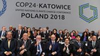 Representants dels 197 països que han participat a la cimera COP24