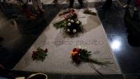 La tomba de Francisco Franco al Valle de los Caídos