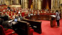 Intervenció d'Inés Arrimadas al Parlament
