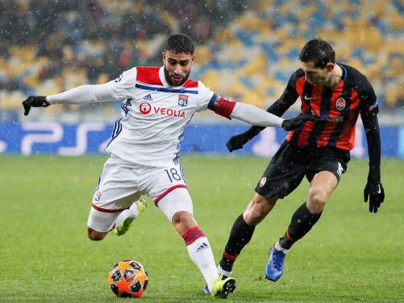 Nabil Fekir, l'estrella del Lió, no podrà jugar el partit d'anada