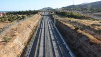 El corredor mediterrani és una de les obres amb la inversió més estancada