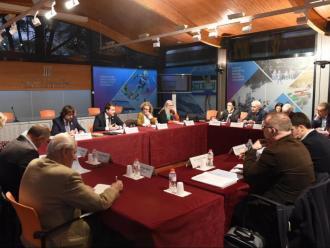 S'estrena la comissió  per a Pirineus 2030