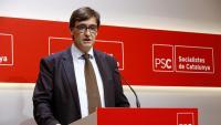 """PSC rebutja arribar a acords amb els """"partits que es fotografien amb Vox"""""""