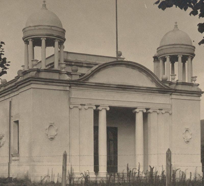 Imatge de la biblioteca popular d'Olot.