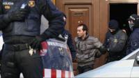 Un dels detinguts ahir pels Mossos, al barri del Clot de Barcelona
