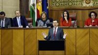 El líder del PP a Andalusia, Juanma Moreno