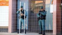 Efectius de la Guàrdia Civil durant l'operatiu en què van detenir Tamara Carrasco, l'abril passat