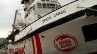 L'Estat bloqueja el vaixell Open Arms al port de Barcelona