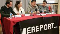 """Wereport denunciarà internacionalment """"la vulneració de drets civils"""" per part d'Espanya"""