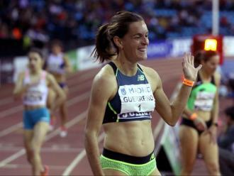Esther Guerrero ja està totalment centrada en els 1.500 m