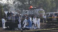 Ja són 66 els morts en l'explosió d'un oleoducte a Mèxic