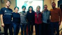 Rosa Peñafiel encapçalarà la llista de la Crida-CUP a la Paeria de Lleida