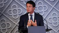 El candidat a l'alcaldia de Barcelona, Manuel Valls