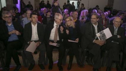 La presentació del pla de drets humans de Catalunya es va  fer ahir al Museu Marítim de Barcelona, en presència de diverses autoritats