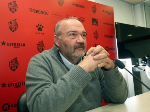 Joan Oliver, fins ara propietari del Reus