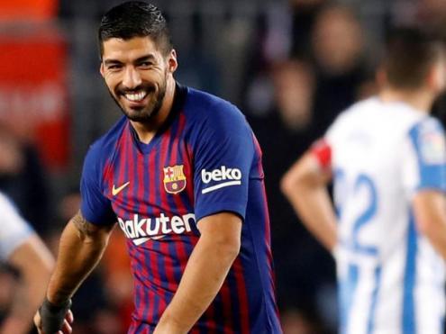 Luis Suárez ha marcat en les quatre jornades d'aquest 2019 que ha disputat i ja acumula 15 gols en aquesta lliga