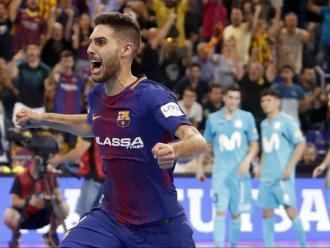 Adolfo renova amb el Barça fins al 2023