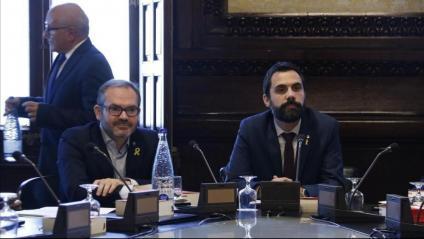 JxCat assegura que va avisar Torrent del recurs de Puigdemont però ERC ho nega