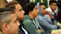 Menors no acompanyats participant en un programa de formació a Tarragona