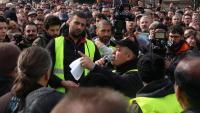 'Tito' Álvarez dimiteix com a portaveu del comitè de vaga dels taxistes
