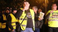 El fins ara responsable del comitè de vaga, 'Tito' Álvarez,