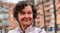 """L'escriptora Maria Barbal, a """"Protagonistes"""""""