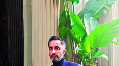 Aamer Anwar Advocat expert en Drets Humans