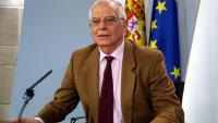 Borrell diu que ell també hauria prohibit la conferència de Torra i Puigdemont si fos el president de l'Eurocambra