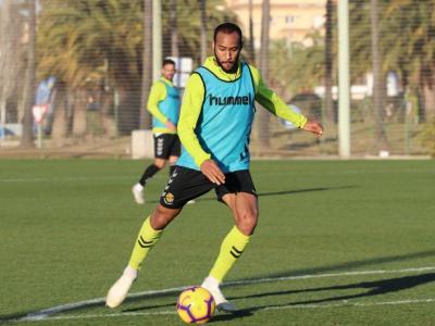 José Kanté, el quarantè jugador utilitzat pel Nàstic