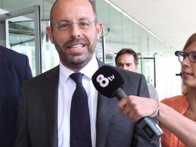 El judici contra Sandro Rosell comença aquest dilluns