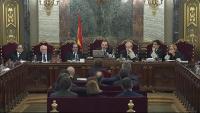 Captura de la senyal institucional del Tribunal Suprem