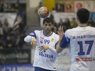 Antonio Garcia, en una imatge d'arxiu, ha estat el màxim realitzador del partit amb set gols