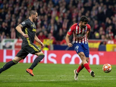 Diego Costa perdonant una clara ocasió
