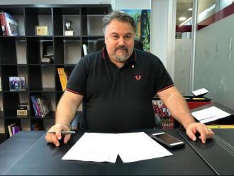 Clifton Onolfo, president del Reus