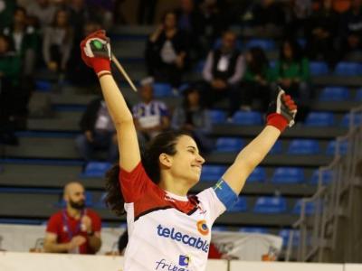 Sara González va fer el primer gol del Gijón en el primer minut