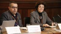 Francina Alsina, ahir al Parlament