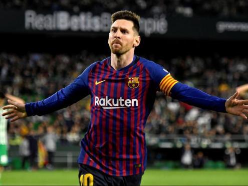 Messi té molta pressa