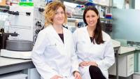 Les doctores Marie-Eve Beaulieu i Laura Soucek (dreta) han liderat l'estudi del VHIO