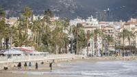 Ciutadans demana a la Junta Electoral que faci retirar el llaç groc de la façana de l'ajuntament de Sitges