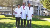 Investigadors de l'Institut d'Investigació Biomèdica de Bellvitge