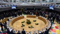 Reunió del Consell Europeu, ahir a Brussel·les